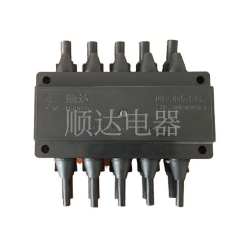 电缆分线盒安装