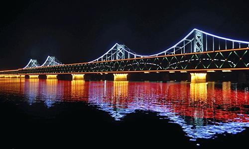 丹东中朝友谊桥